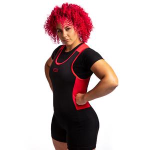 Соревновательное трико женское (модель 2020 года)
