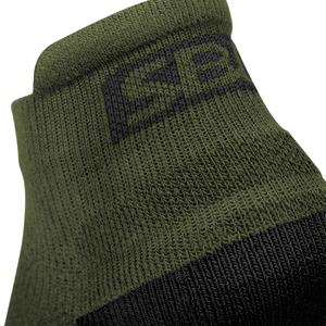 Носки короткие Endure khaki