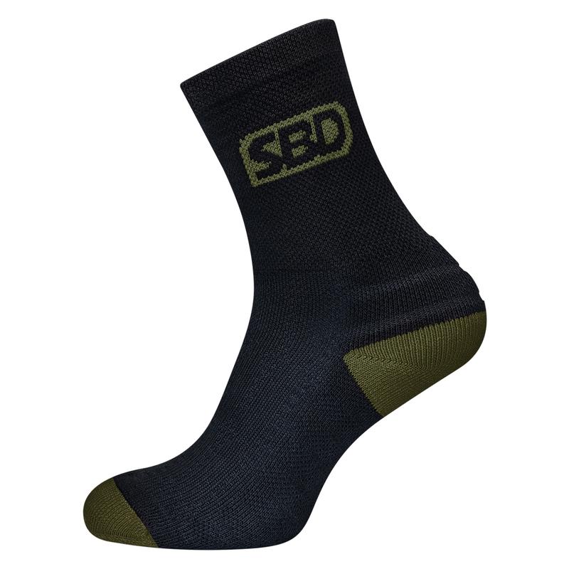 Спортивные носки Endure black