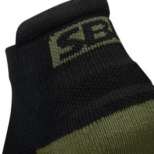 Носки короткие Endure black