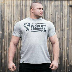 Футболка World's Strongest Man
