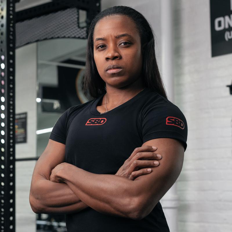 Соревновательная футболка женская